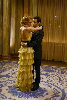 Pin for Later: Look Back at Every Gossip Girl Wedding! Bart and Lily's Wedding Though Serena and Dan are cordial at the wedding, Dan decides he doesn't want to get back together with Serena.