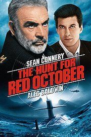 REALLY enjoyed this! Sean Connery is amazing and while Alec Baldwin's Jack Ryan isn't as good as Harrison Ford's, he did a good job! @Alexandra Rovirosa