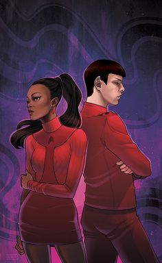 Star Trek FIRST LOOK: IDW Variant Covers