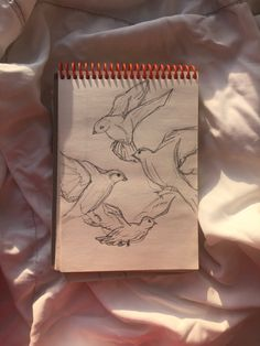 Dark Drawings, Pencil Art Drawings, Arte Sketchbook, Portrait Sketches, Cool Sketches, Bird Art, Doodle Art, Paper Art, S Mo