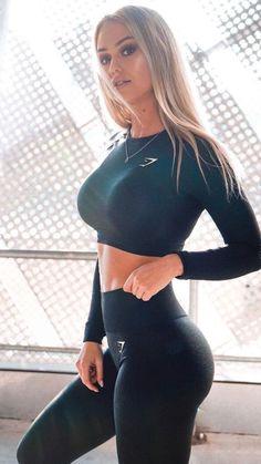 Fitness Outfits, Womens Workout Outfits, Fitness Fashion, Workout Women, Fit Women, Sexy Women, Black Girl Fashion, Mode Style, Fitness Women