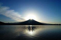 Diamond Mt. Fuji