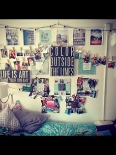 Bedroom Decorating Ideas Hipster 23 cute teen room decor ideas for girls | teen room decor, easy