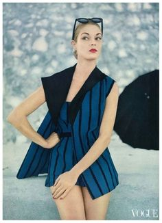 1950s swim wear