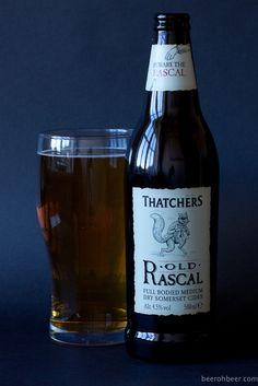 85. Thatchers Old Rascal cider-drank this in London