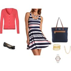 """""""Work Outfit"""" by bebe31090 on Polyvore"""