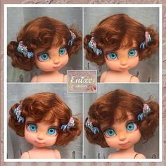 #disney #animators #animator #doll #custom #ooak #enixeate… | Flickr