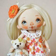 My new sunny girl. #alicemoonclub #ooak #fabricdolls #handmade #clothesdoll #heirloomdoll #customdoll #doll #homedecor #interiordolls #cutedoll #인형#娃娃 #decor #artdolls #vintage #unique #picoftheday #decoration #dollmaker #etsyseller #like4like #dollsofinstagram #etsyfinds #dollscollection #girlroom #giftideas #текстильнаякукла #интерьернаякукла #etsyshop