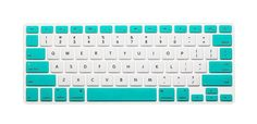 Silicone Keyboard Cover for Apple MacBook Pro Retina 13 15 17 Air 13 (US version)