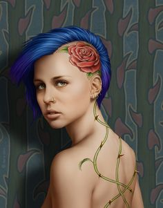 Thorns (digital artwork)