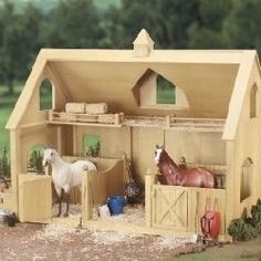 When my children opened the big box that held their wooden toy barn, the delight on their faces showed just how right the choice had been. They...