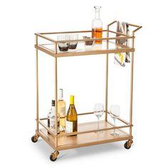 cart gold bar cart apartment living apartment ideas bar carts