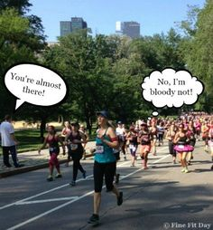 10 Things You DON'T Want to Say to a Runner