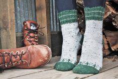 Charlie Socks Patttern - Knitting Patterns and Crochet Patterns from KnitPicks.com  Knitted Socks