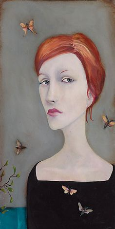 Cassandra Barney - Pandora -  LIMITED EDITION CANVAS Published by the Greenwich Workshop