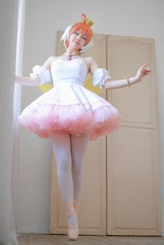 Roon Princess Tutu Cosplay Photo - WorldCosplay