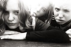 On The Trampoline With Annabel And Romy