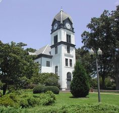 Courthouse - Fayetteville GA
