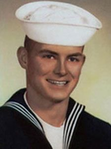 Airman Richard Dean Clendenen US Navy USS FORRESTAL VF-11, CVW-17 , TF 77 , 7th Fleet ..,KIA July 29 , 1967 , Yankee Station Gulf of Tonkin Vietnam ...explosion on deck and fire , +++you are not forgotten +++born August 8 1945 , home of record Milton IOWA , Honored Vietnam Veterans Memorial Washington DC Panel 24E, Line 17 ..,Some Gave All