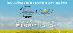 Celebrate Food Day Canada with us! O Canada, Eating Well, Tuesday, Join, Twitter, Celebrities, Party, Life, Celebs