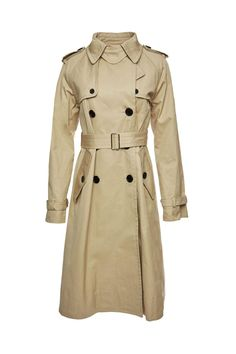 MARC JACOBS Cotton Trench Coat. #marcjacobs #cloth #