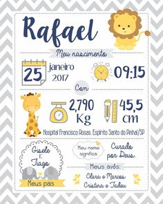 Designer Baby, Album Baby, Baby Boy Shower, Baby Shower Games, Birth Announcement Sign, Baby Posters, Baby Frame, Lettering Tutorial, Baby Boy Gifts