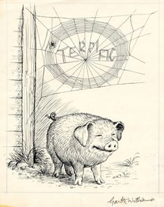 Charlotte's Web....have loved this book forever!