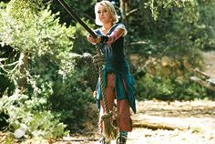 Bridge to Terabithia- Leslie has got to be one of my favorite literature/movie characters of all time. I love her imagination and quirky style.