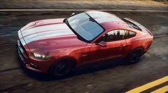 Look out Hollywood, the All-New Ford Mustang is in Town!