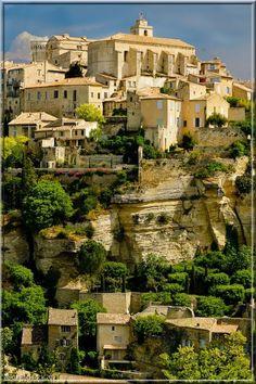 Gordes, Provence, France - Ce que j'aime...
