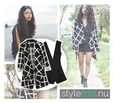 """""""Style Moi Set 9"""" by vogue-vibe ❤ liked on Polyvore featuring Madison Square"""