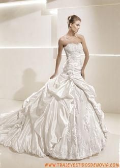Sagunto  Ballgown  Vestido de Novia  La Sposa