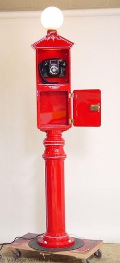1950's telephone http://www.vintagevending.com