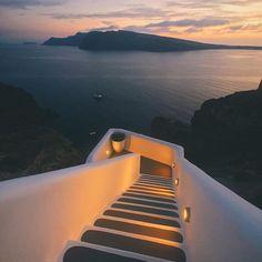 Santorini sunset, Greece. Photo by: @jamesrelfdyer Explore. Share. Inspire: #earthfocus #L4L #light #beauty