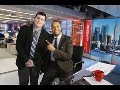 Alumni Day in the Life: Craig Melvin on this episode of Craig Melvin, Today Show, 4 H, The Life, Life Skills, Agriculture, Farms, Wisconsin, Community