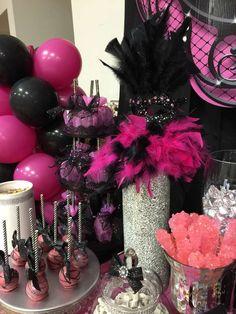 Tashae's Masquerade Birthday Party  | CatchMyParty.com