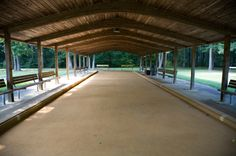 bocce ball court - Google Search