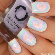 Cute Acrylic Nail Designs, Best Nail Art Designs, Short Nail Designs, Best Acrylic Nails, Nail Designs For Kids, Cute Summer Nail Designs, Pretty Designs, Trendy Nail Art, Stylish Nails