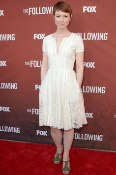 Valorie Curry look verano