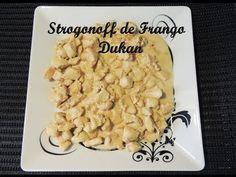 Dieta Dukan: Receita Strogonoff de Frango - Fase de ataque