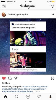 Bryaxis ACOWAR