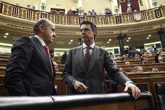 PSOE Unidos Podemos y Ciudadanos aprueban una comparecencia urgente de De Guindos para explicar el caso Soria