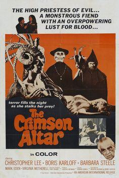 Curse of the Crimson Altar (1968)