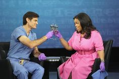 Oprah featuring Dr. Oz on type II Diabetes