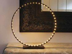 Lampe de table LED pour éclairage direct/indirect MICRO - Le Deun Luminaires