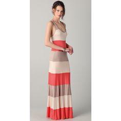 Karina Grimaldi Dakota Long Dress