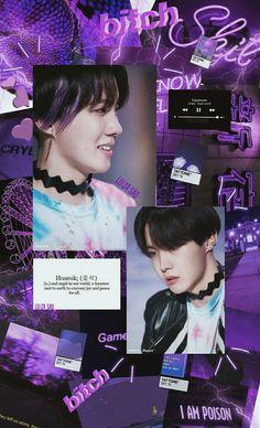 ˗ˏˋ『 Hoseok 』ˊˎ˗ #Jhope #Hope #PURPLE #Edit #Aesthetic #WallpaperJhope #Hoseok #Wallpaper #Edit Army Wallpaper, Purple Wallpaper, Wallpaper Iphone Cute, Wallpaper Ideas, Iphone Wallpapers, Foto Bts, Bts Photo, Kpop Backgrounds, Purple Backgrounds