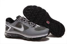 brand new e28b1 7f63d Nike Air Trainer 1.3 Max Breathe Mens Running Shoes 512241 001 Black Grey  Jordan Shoes