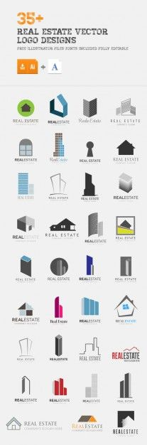 35+ Real Estate Logos http://www.THEBESTREALESTATEINVESTMENTIDEAS.COM