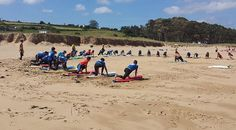 Rodiles Surf School, Villaviciosa #Asturias